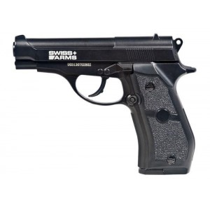 Swiss Arms P84 Full Metal Havalı Tabanca