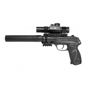 Gamo PT85 Tactical Blowback Havalı Tabanca