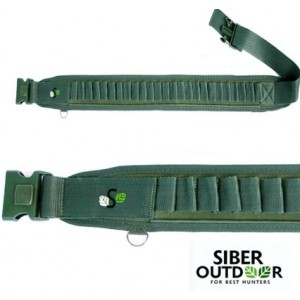 Sıber Outdoors SO-AF-1 Haki Fişeklik