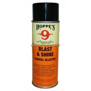 Hoppe´s CD1 Blast&Shine 11 Oz