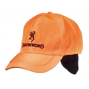 Browning Winter Fleece Turuncu Şapka