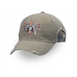 Browning Rugged Bucks Khakı/Moınf Şapka