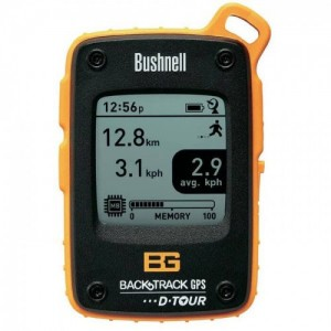 Bushnell Backtrack D-Tour GPS Bear Yer Bulucu