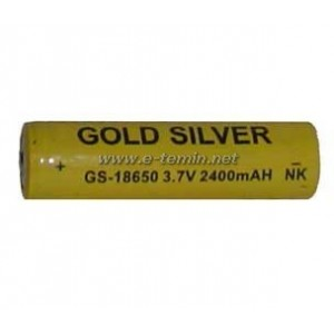 Gold Silver Pil