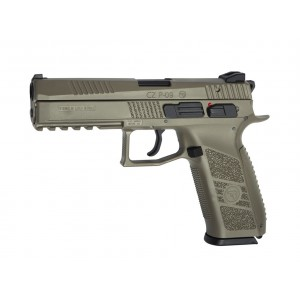 Asg CZ P09 Blowback 6mm Airsoft Tabanca Çöl Rengi