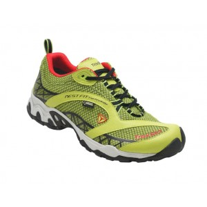Treksta Sync Mountaın Low Gtx M Lime/Red Goretex Ayakkabı