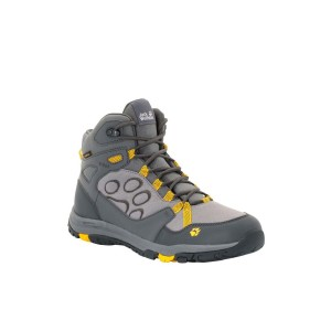 Jack Wolfskin Activate Texapore Mid Erkek Bot Burly Yellow