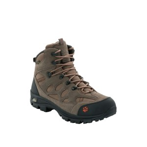 Jack Wolfskin All Terrain 7 Texapore Mid Erkek Bot Earth Orange