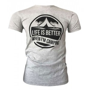 Guntack Life Is Better Erkek Tshirt