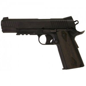 Cybergun Colt M45A1 Rail Black 6mm Airsoft Tabanca