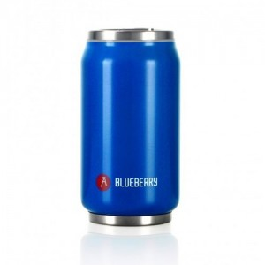 Les Artistes  Pull Can'it Mug Blueberry Termos Bardak