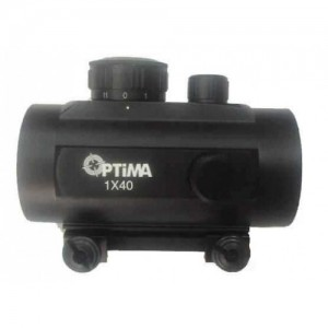 Optima 1x40 Hedef Noktalayıcı Red Dot (11mm)