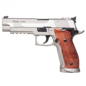 Cybergun Sig Sauer X-Five Stainless 4.5 mm Havalı Tabanca
