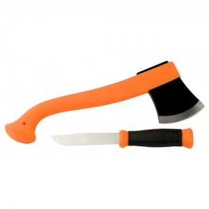 Morakniv Orange Balta Ve Bıçak Outdoor Kiti