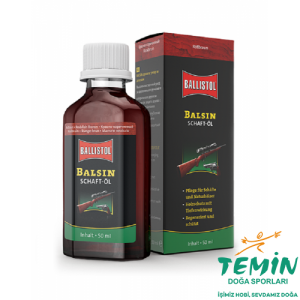 Ballistol Balsın Reddish Brown 50ml Şaftöl