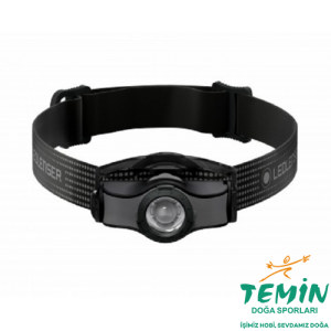 Led Lenser MH3 Black/Grey Kafa Feneri 200 Lümen