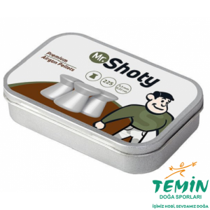 Mr. Shoty Premium Flat 5.5 mm Havalı Saçma