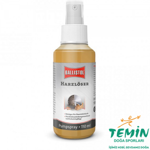 Ballistol Resin Remover Sprey 100ml