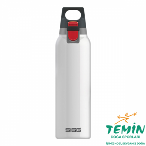 Sigg 8540.10 Thermo Flask Hot&Cold One 0.5 lt Beyaz Termos