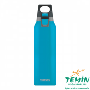 Sigg 8694.00 Thermo Flask Hot&Cold One 0.5 lt Turkuaz Termos