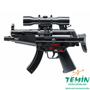 Heckler & Koch MP5 Kidz Dual Power Pilli Airsoft Tüfek