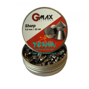 Gmax Sharp 18.05 Grain 5.5mm Havalı Saçma