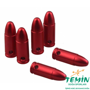 Vector Optics 9mm Snap Caps Tabanca Tetik Düşürücü 6 Adet
